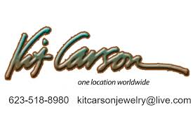 Kit Carson Jewelry, One of a Kind Jewelry, Wildest Jeweler in the Wild West, Silver Gold and Gemstones